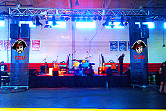 memphis staging company concert stages