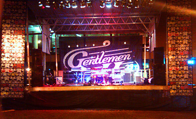 Memphis Stage Rental